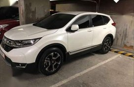 2nd Hand (Used) Honda Cr-V 2018 Automatic Diesel for sale in Makati