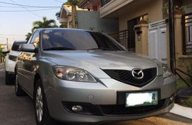 Selling 2nd Hand (Used) Mazda 3 2007 Hatchback in Parañaque