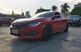 2nd Hand Honda Civic 2018 Automatic Gasoline for sale in Navotas