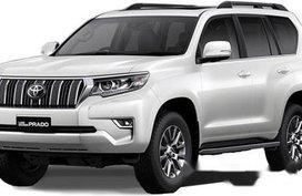 Selling Toyota Land Cruiser Prado 2019 Automatic Gasoline in Quezon City