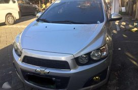 Selling 2014 Chevrolet Sonic Hatchback for sale in Antipolo