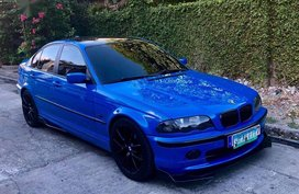 Selling 2nd Hand BMW E46 2000 in Quezon City