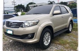2nd Hand Toyota Fortuner 2012 for sale in Pasay