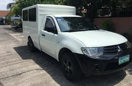 Used Mitsubishi L200 fb 2012 for sale in Cabuyao