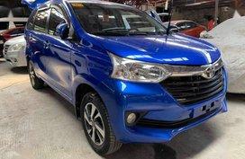 Selling Blue Toyota Avanza 2018 Manual Gasoline in Marikina