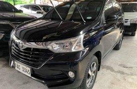 Selling Black 2018 Toyota Avanza in Marikina