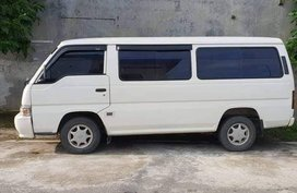 Selling 2nd Hand (Used) Nissan Urvan 2013 in Angeles
