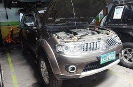 Grey Mitsubishi Montero 2011 for sale in Manila