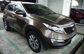 Selling Used Kia Sportage 2014 in Pasig