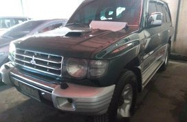 Selling Green Mitsubishi Pajero 2000 in Quezon City
