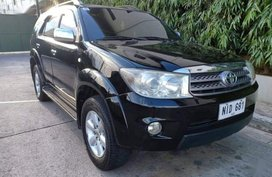2nd Hand Toyota Fortuner 2010 for sale in Marikina