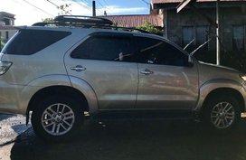 2012 Toyota Fortuner for sale in Marikina