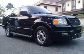 Black Ford Expedition 2004 at 79000 km