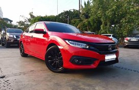 2nd Hand Honda Civic 2018 for sale in Manila