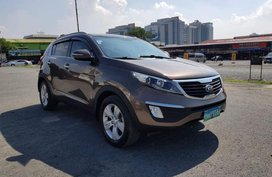 2nd Hand Kia Sportage 2013 Automatic Diesel for sale in Quezon City