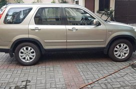 Honda Cr-V 2006 Manual Gasoline for sale in Pasig