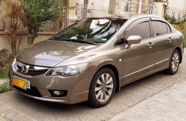Selling Honda Civic 2011 at 60000 in Quezon City