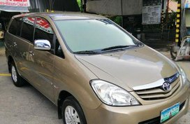 Selling Toyota Innova 2010 Manual Diesel in Dasmariñas