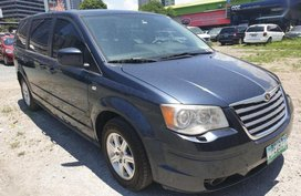 Chrysler Town And Country 2008 Automatic Gasoline for sale in Pasig