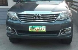 2nd Hand Toyota Fortuner 2012 for sale