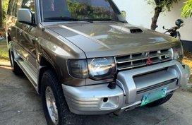 For sale 1999 Mitsubishi Montero in Muntinlupa