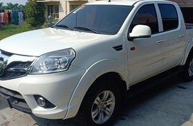 Used Foton Thunder 2017 for sale