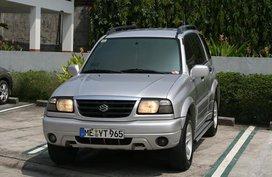 2002 Suzuki Grand Vitara 4x4 for sale