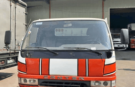 2nd Hand Orange Mitsubishi CanterA 2007 for sale in Gattaran