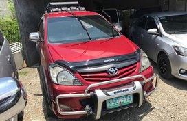 2010 Toyota Innova Manual for sale