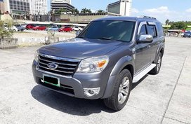 2011 Ford Everest Diesel at 68000 km for sale in Pasig