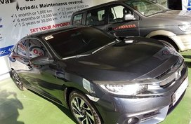 For sale Used 2017 Honda Civic Automatic Gasoline in Bacoor