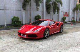 Selling 2018 Ferrari 488 Gtb for sale in Quezon City