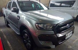 Selling Silver Ford Ranger 2016