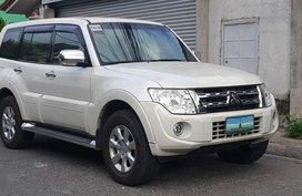 Selling Mitsubishi Pajero 2012 at 50000 km in Iloilo City