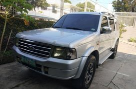 Ford Everest 2006 Automatic Diesel for sale in Parañaque