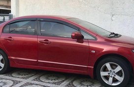 2nd Hand Honda Civic 2008 for sale in Bacoor
