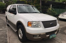 Selling Used Ford Expedition 2004 Automatic Gasoline at 110000 km in Quezon City