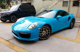 Selling Used Porsche 911 Turbo 2018 in Marikina
