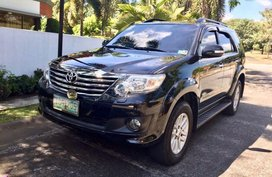 Selling Toyota Fortuner 2012 at 40000 km in Manila