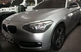 2nd Hand Bmw 118D 2014 at 20000 km for sale in Quezon City