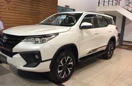 Selling Toyota Fortuner 2019 Automatic Diesel in Quezon City