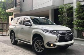 Used Mitsubishi Montero Sport 2017 at 20000 km for sale in Quezon City
