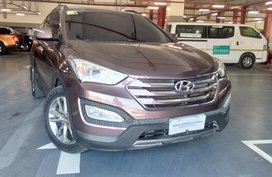 Selling Hyundai Santa Fe 2013 Automatic Diesel at 79018 km for sale