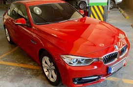 Selling BMW 320D 2014 in Mandaluyong