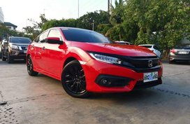 Honda Civic 2018 Automatic Gasoline for sale in San Mateo