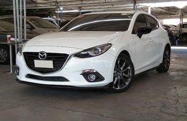 Used Mazda 3 2016 Hatchback for sale in Makati