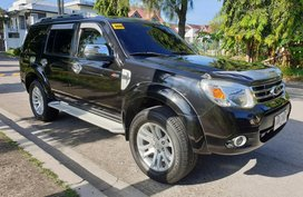 Ford Everest 2014 TDCI at 55000 km for sale