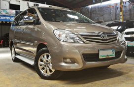 2011 Toyota Innova 2.0 G Gas AT for sale