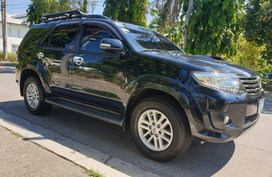 Selling Toyota Fortuner 2013 G in Las Pinas