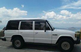 Mitsubishi Pajero Manual Diesel for sale in Lipa